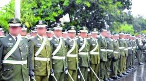 Dos generales y dos coroneles fueron aprehendidos por corrupción en Anapol