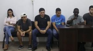 Uno de los detenidos en caso violación grupal admite culpa