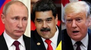 China y Rusia respaldan al régimen de Maduro