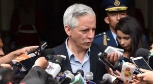 """García Linera: si la militancia del MAS """"vota menos del 50%, me preocuparé"""""""