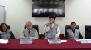 Tras dimisión de Sandoval, oposición denuncia que el MAS toma el TSE y propone su recomposición