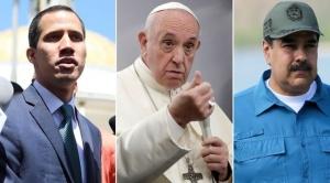 """El Papa dispuesto a mediar en Venezuela """"si ambas partes lo quieren"""""""