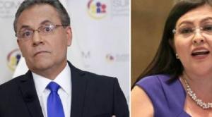 """Ecuador certifica ante el Gobierno que dos exautoridades de Correa """"son buscadas"""" por la justicia"""