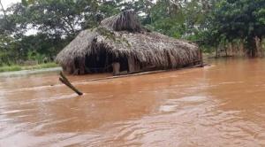 Ya suman 18 fallecidos y 4.702 familias afectadas por lluvias y riadas en el país