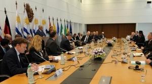 Grupo de Contacto llama a elecciones libres en Venezuela; México y Bolivia no firmaron el acuerdo