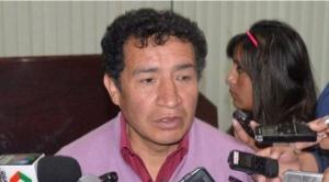 El presidente de Diputados duda de la veracidad del audio en el que apoya supuestamente a Aguayo