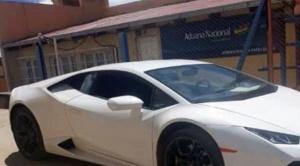 Aduana y Asfi se resisten a identificar a dueño de Lamborghini y piden que lo haga la UIF 1