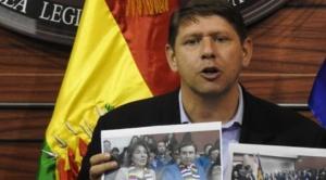 Denuncian que la cuñada del presidente de Diputados supuestamente fue posesionada por magistrado Aguayo 1