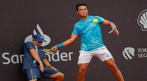 Hugo Dellien jugará su primer torneo ATP 500 en Río de Janeiro