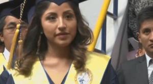 La UCB asegura que Evaliz logró su título de abogada cumpliendo todos los requisitos