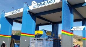 """Auditoría interna de Vías Bolivia detectó 11 """"deficiencias"""", entre ellas pago de multas no registrado"""
