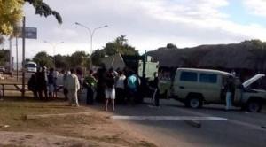 Régimen de Maduro reprime a indígenas, deja dos fallecidos y 14 heridos