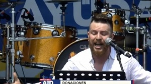 Daniel Habif, el mexicano que hizo llorar a la multitud en el Venezuela Aid Live