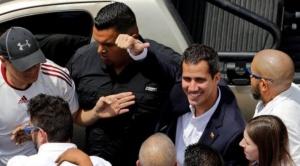 Guaidó vuelve a Venezuela y convoca a movilizaciones para el sábado