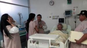 Envían a la cárcel de Palmasola a médico que extirpó riñón sano a un niño