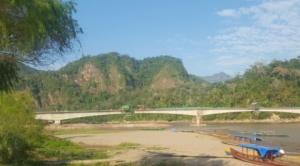Causa zozobra el puente construido sobre una falla geológica por Sinopec, en Rurrenabaque