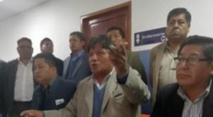 Choferes de La Paz piden a exdirigentes que rindan cuentas de los Bs 12 millones 1