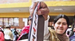 Órgano Electoral adelanta una semana elecciones generales, será el 20 de octubre 1