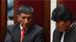 Premian con cargo de embajador en Panamá a exmagistrado que elogió a Evo