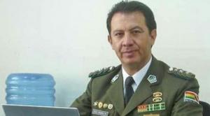 Raña, acusado de cobros a contrabandistas y a sus subalternos, fue enviado a cárcel de Patacamaya 1