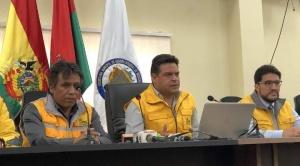Revilla anuncia que el nuevo relleno sanitario será emplazado en Achachicala Alto Patapampa 1