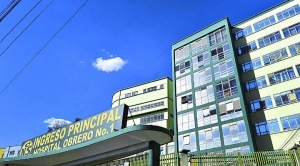 Arrestan a seis personas del por presunto tráfico de órganos en Hospital Obrero 1
