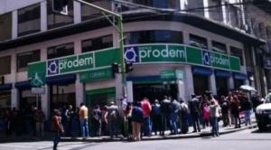 EEUU incluye a Banco Prodem en sanción contra Maduro y la ASFI dice que no afecta sus actividades