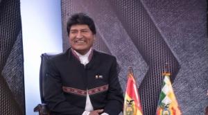 """Presidente Morales: """"Si entra contrabando de Chile es una agresión económica a Bolivia"""" 1"""