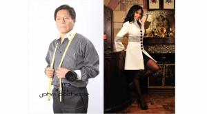 John Pacheco: la moda como arte textil 1