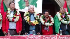 Un quechua y un aymara desafían a Evo a debatir en lengua originaria 1