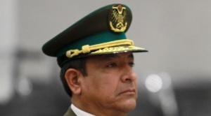Vladimir Yuri Calderón es el nuevo comandante General de la Policía Boliviana