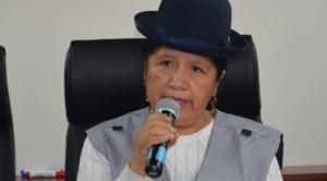 """Presidenta del TSE dice que """"toda renuncia es voluntaria"""" y no se afectará elecciones de octubre"""