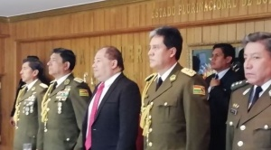 """Ministro Romero admite que la Policía tiene """"muchas debilidades en casos de corrupción"""""""