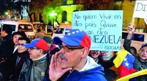 De 3,7 millones de venezolanos que salieron de su país, 5.000 estarían en Bolivia