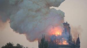 Preocupación mundial: feroz incendio afecta a la catedral de Notre Dame, una de las iglesias más famosas del mundo