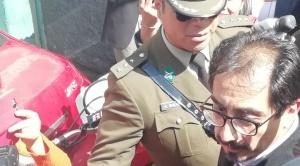 Fiscalía pide detención domiciliaria para Siñani y éste denuncia intereses políticos