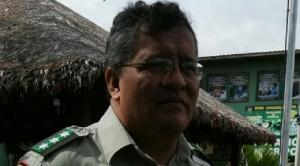 Dan de baja a un coronel de la Policía Boliviana por defender el 21F