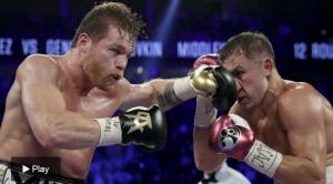 Mexicano Canelo, nuevo campeón mundial de boxeo en la categoría de peso mediano