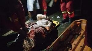 Tragedia: Bus cae 300 metros y mueren 25 personas en el camino a Yungas 1