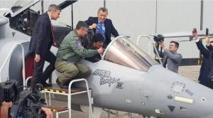 Evo enviará técnicos previa compra de aviones Pampa y en Argentina dicen que se pagará por gas 1