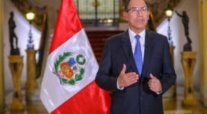 En Perú, Vizcarra amenaza con disolver el Congreso si no accede a reformas constitucionales