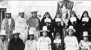 El primer sindicato en el país fue creado por santa Nazaria 1