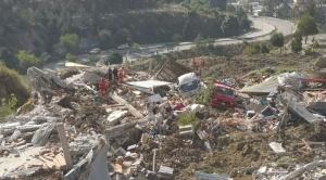 Al menos hay tres desaparecidos después del deslizamiento en San Jorge Kantutani