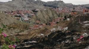 Confirman que dos ancianos fueron enterrados por el deslizamiento y damnificados suben a 180 familias