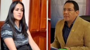 Según audio, la forense que hizo el reporte errado sobre el médico era novia del fiscal Guerrero