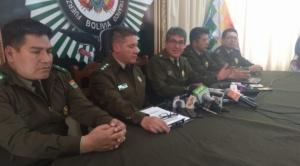 """Direcciones policiales """"limpiaron"""" los vínculos de Montenegro con el narcotráfico"""