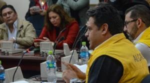 Revilla: Informe de la UMSA concluye que no hubo contaminación en quebrada Alpacoma  1