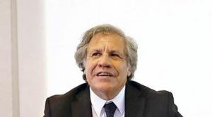 """Sobre apoyo a Evo, Almagro dijo en Bolivia que sería """"discriminatorio"""", en Argentina que """"no es un DDHH"""" y en Chile se """"enredó"""""""