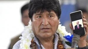 """La """"guerra digital"""" de Evo Morales con asesoría china"""