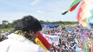 TSE no sancionará uso de bienes públicos en campaña política y la oposición ve apoyo al MAS
